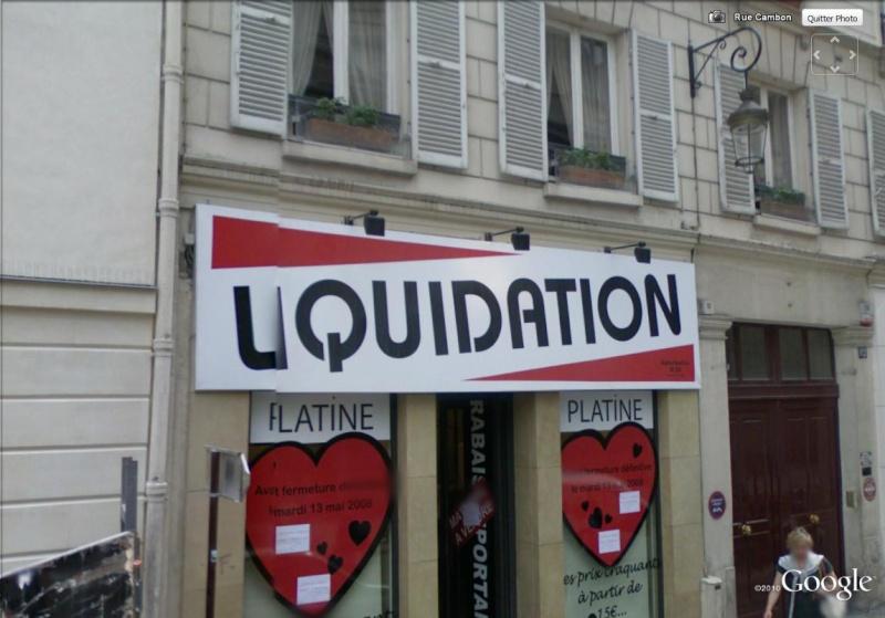 STREET VIEW : les façades de magasins (France) - Page 2 Liquid10