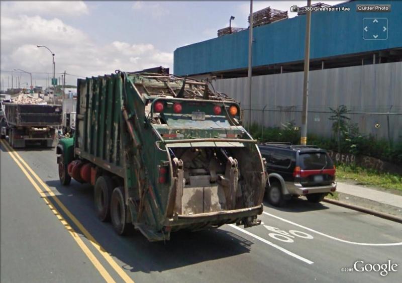 STREET VIEW : Les camions-poubelles, sujet glamour ! Mack310