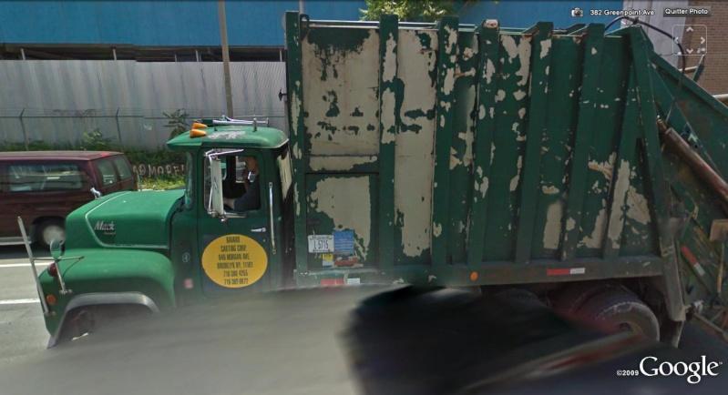 STREET VIEW : Les camions-poubelles, sujet glamour ! Mack_210