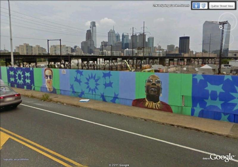 STREETVIEW : les fresques murales de Philadelphie  - Page 6 Mantua10