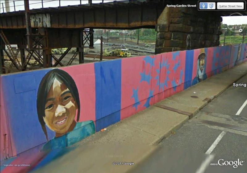 STREETVIEW : les fresques murales de Philadelphie  - Page 6 Mantua12
