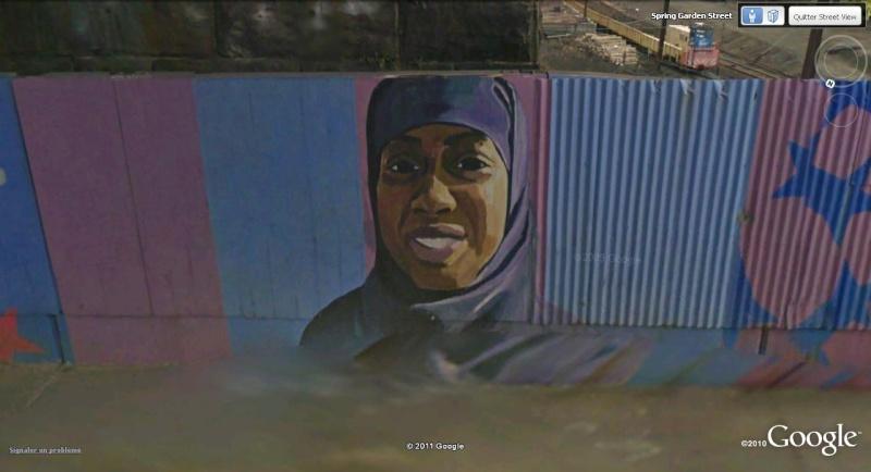 STREETVIEW : les fresques murales de Philadelphie  - Page 6 Mantua14