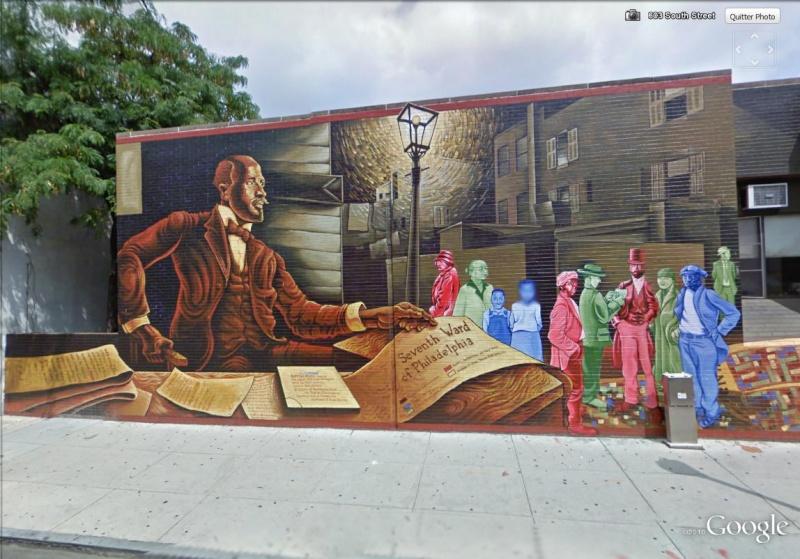 STREETVIEW : les fresques murales de Philadelphie  - Page 4 Mappin10
