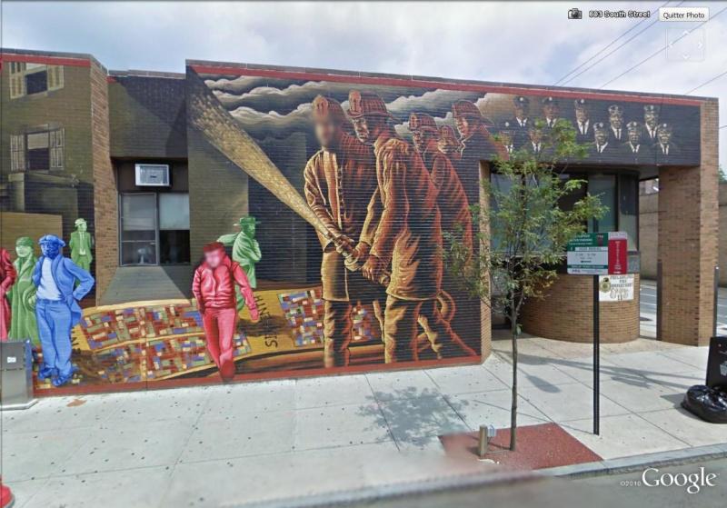 STREETVIEW : les fresques murales de Philadelphie  - Page 4 Mappin12