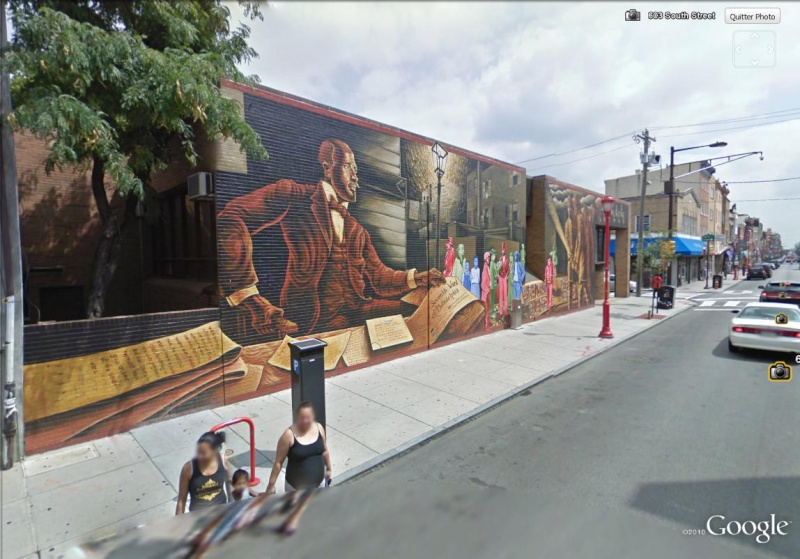 STREETVIEW : les fresques murales de Philadelphie  - Page 4 Mappin13