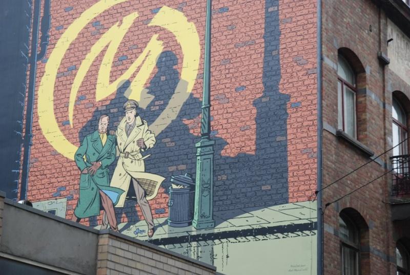 Les parcours BD de Bruxelles, Laeken et Anvers - Page 2 Marque10