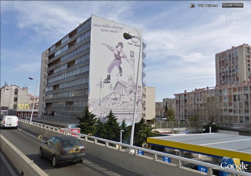 STREET VIEW : les fresques murales en France - Page 6 Marsei10