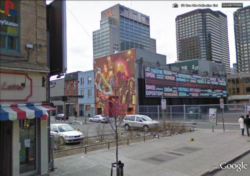 STREET VIEW : les fresques murales - MONDE (hors France) - Page 2 Montre10