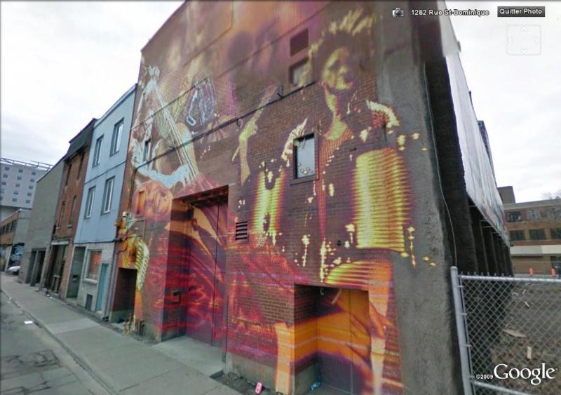 STREET VIEW : les fresques murales - MONDE (hors France) - Page 2 Montre11