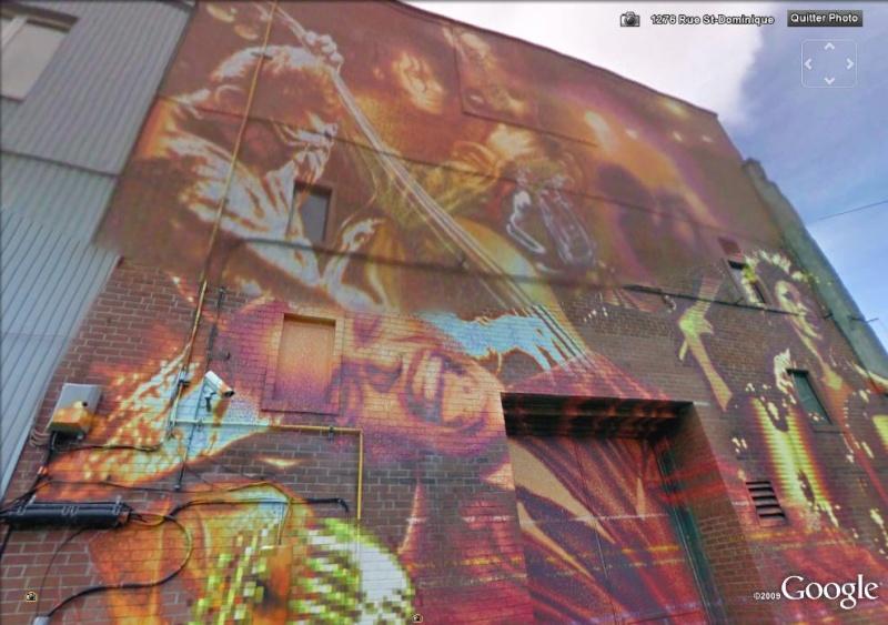 STREET VIEW : les fresques murales - MONDE (hors France) - Page 2 Montre12