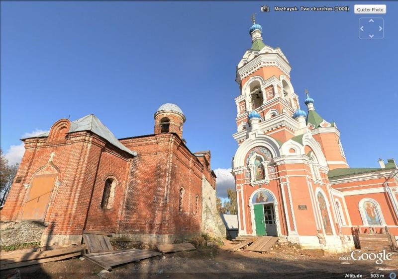 Eglises russes (360 CITIES & C°) Mozhay10