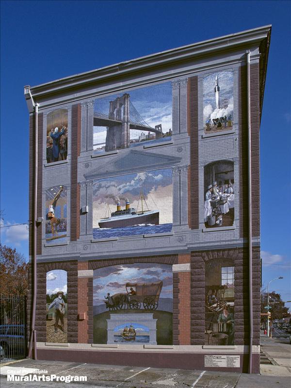 STREETVIEW : les fresques murales de Philadelphie  - Page 5 Mural_10