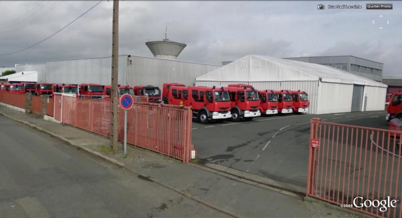 STREET VIEW : constructeurs de camion de pompiers français Nantes11