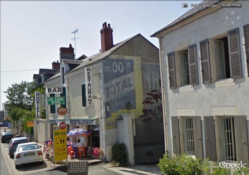STREET VIEW : Vieilles publicités murales Nevers10