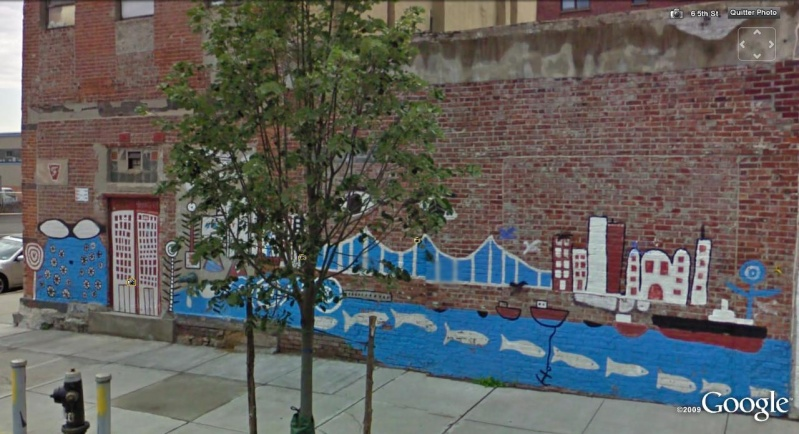 STREET VIEW : les fresques murales - MONDE (hors France) - Page 3 Ny10