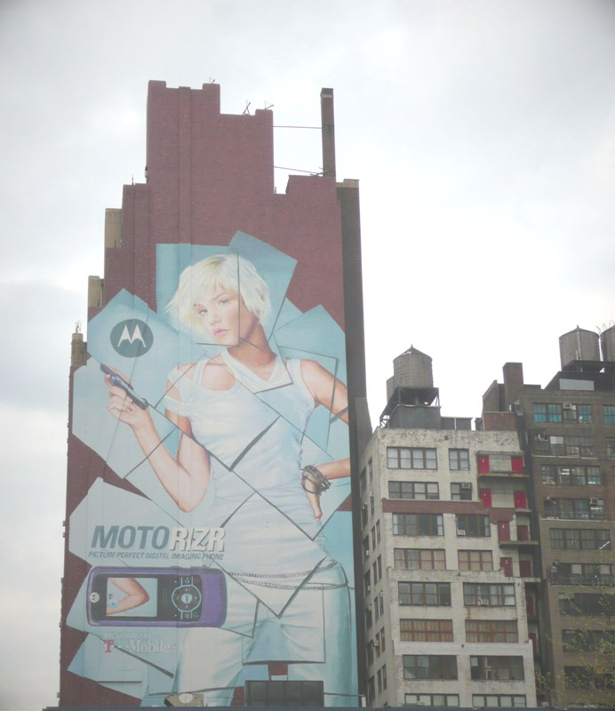 STREET VIEW : les fresques murales - MONDE (hors France) Ny368110