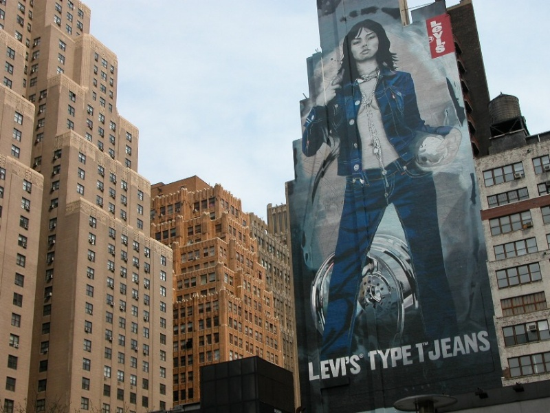 STREET VIEW : les fresques murales - MONDE (hors France) Ny637310