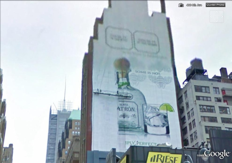 STREET VIEW : les fresques murales - MONDE (hors France) Ny_210
