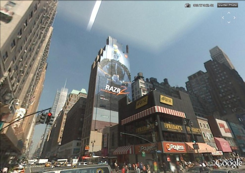 STREET VIEW : les fresques murales - MONDE (hors France) Ny_410