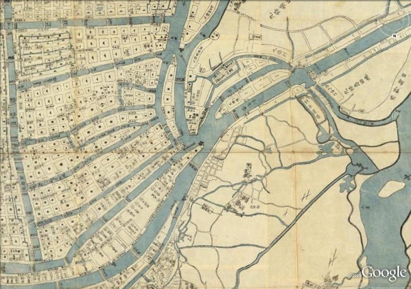 La magie des cartes historiques de Rumsey  - Page 2 Osak110
