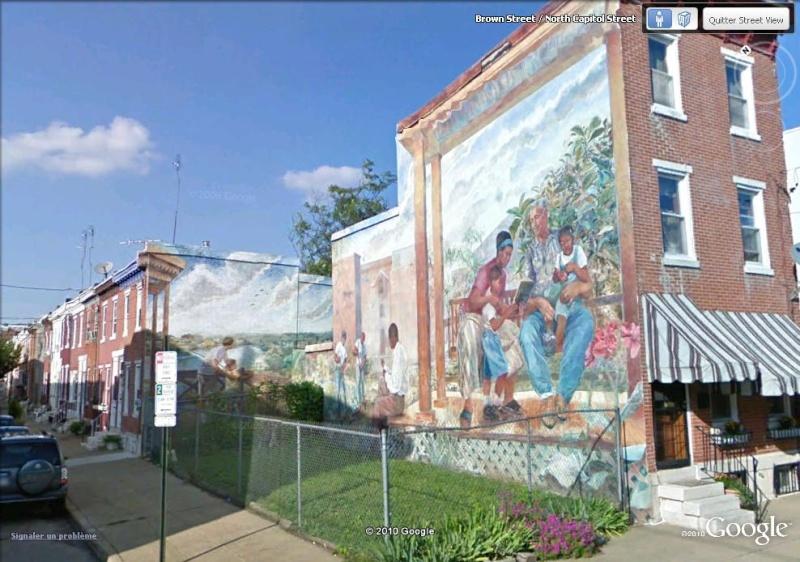 STREETVIEW : les fresques murales de Philadelphie  - Page 5 Our_ba10