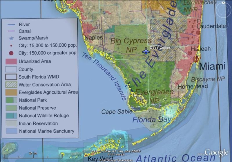 Urbanisme et grands projets en Floride Overla10