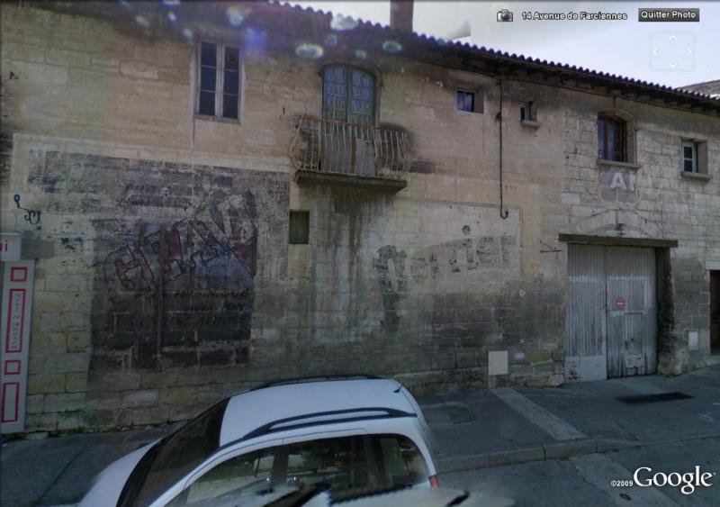 STREET VIEW : Vieilles publicités murales - Page 2 Perrie10