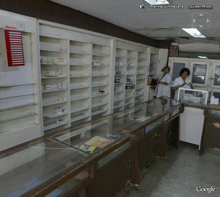 Cuba : viva la revolución Pharma10