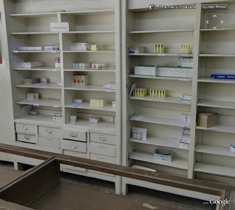 cuba - Cuba : viva la revolución Pharma11