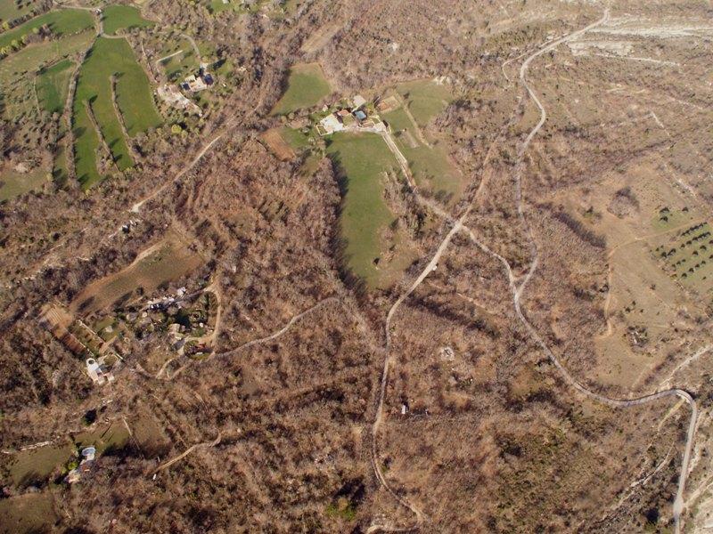 >> Pays de Forcalquier vu du ciel << Pict0117