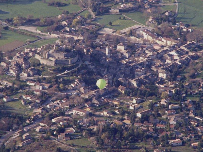 >> Pays de Forcalquier vu du ciel << Pict0119