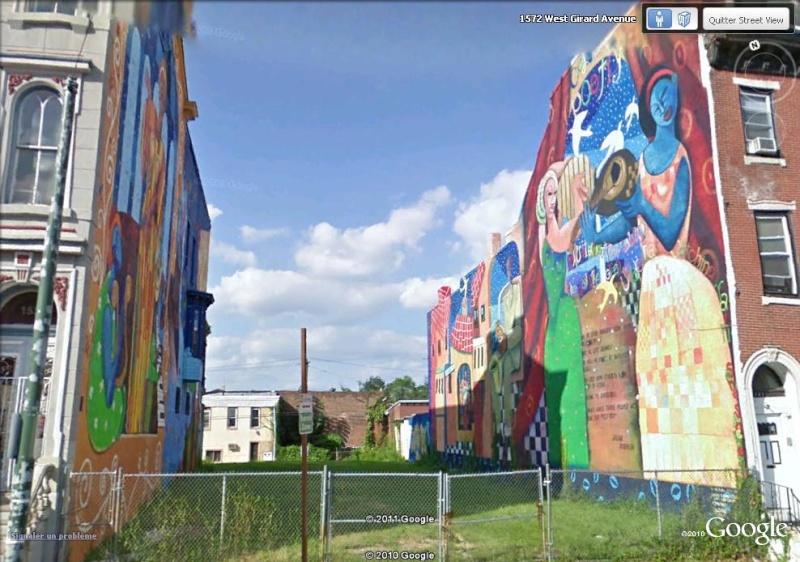 STREETVIEW : les fresques murales de Philadelphie  - Page 5 Poetry10