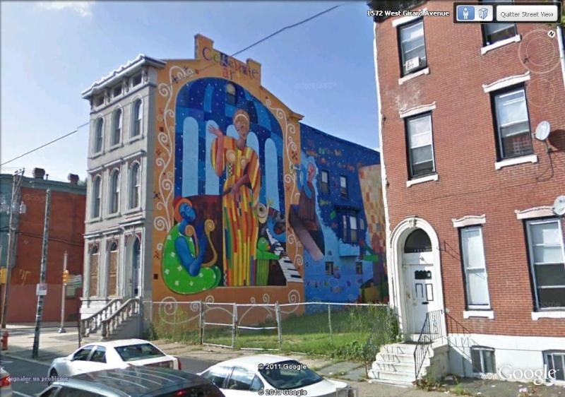 STREETVIEW : les fresques murales de Philadelphie  - Page 5 Poetry13