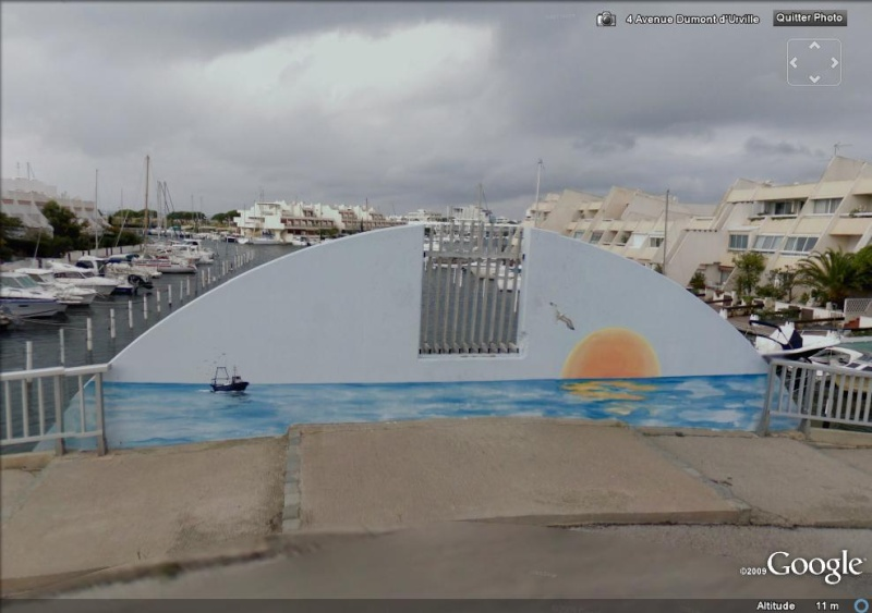 STREET VIEW : les fresques murales en France - Page 6 Port_c12