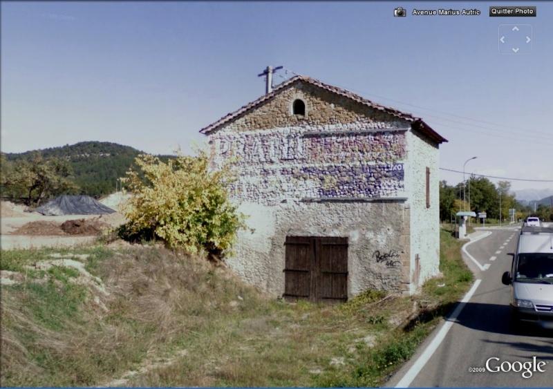 STREET VIEW : Vieilles publicités murales - Page 2 Pradel11