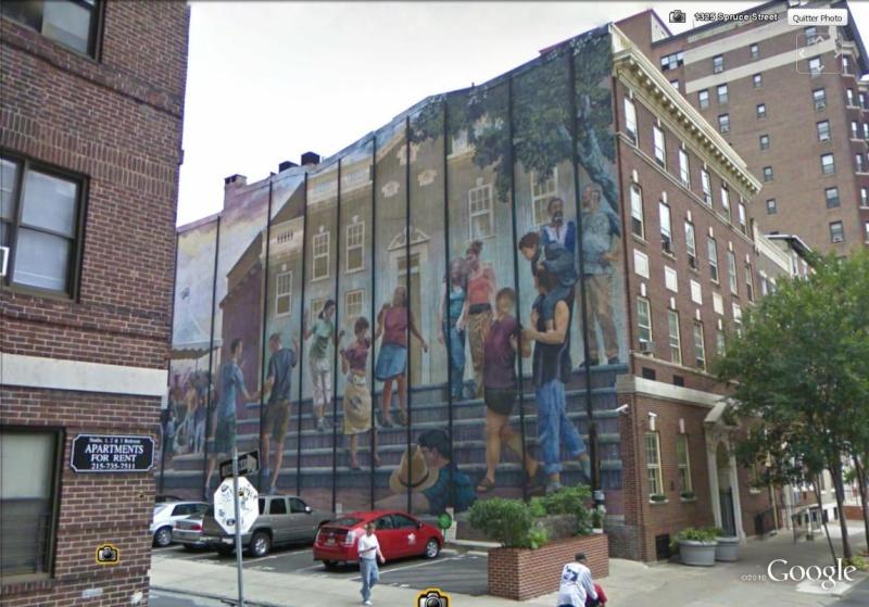 STREETVIEW : les fresques murales de Philadelphie  - Page 4 Pride_10