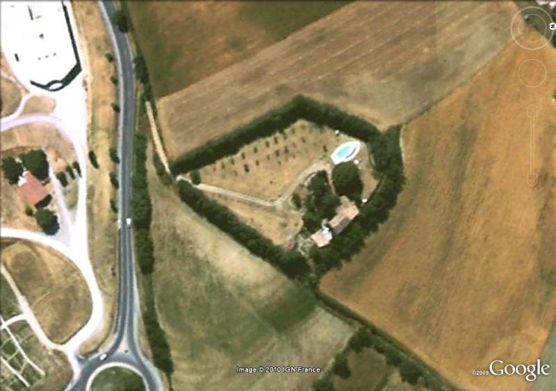 >> Pays de Forcalquier vu du ciel << Prop410