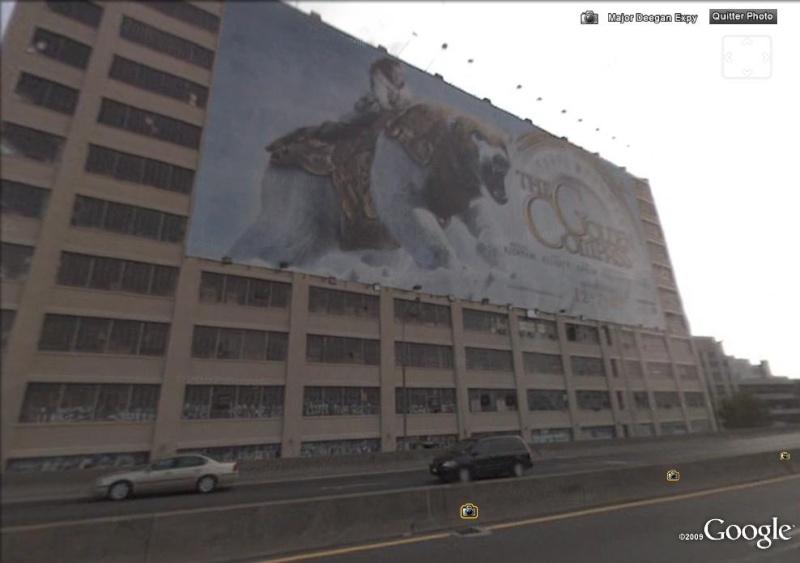 STREET VIEW : les fresques murales - MONDE (hors France) - Page 2 Pub_210