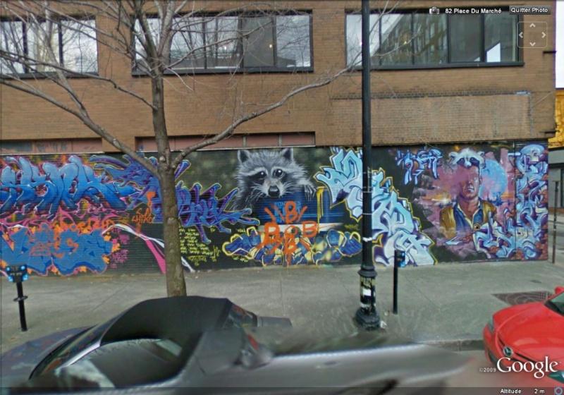 STREET VIEW : les fresques murales - MONDE (hors France) - Page 3 Raton_10