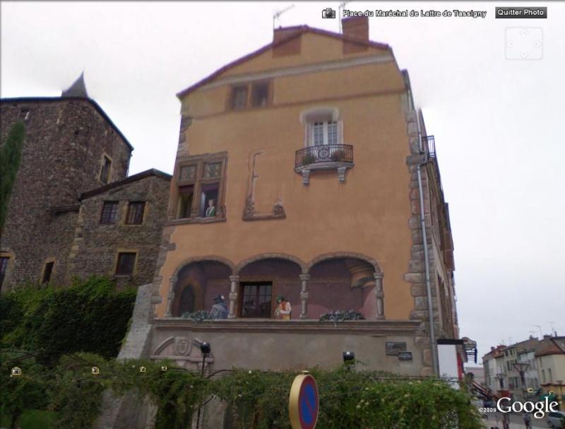 STREET VIEW : les fresques murales en France - Page 4 Roanne10