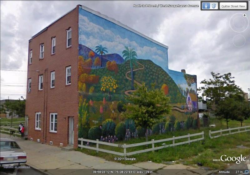 STREETVIEW : les fresques murales de Philadelphie  - Page 6 Roldan10