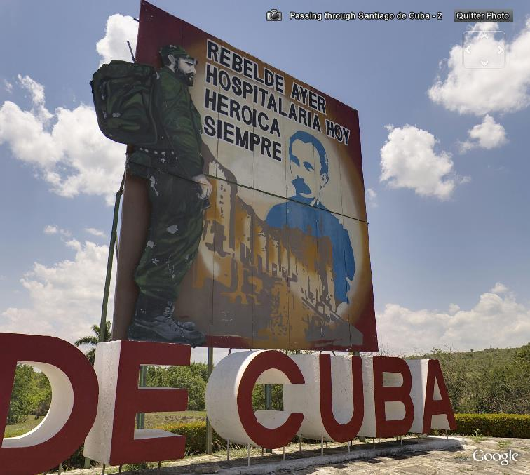 Cuba : viva la revolución Santia10
