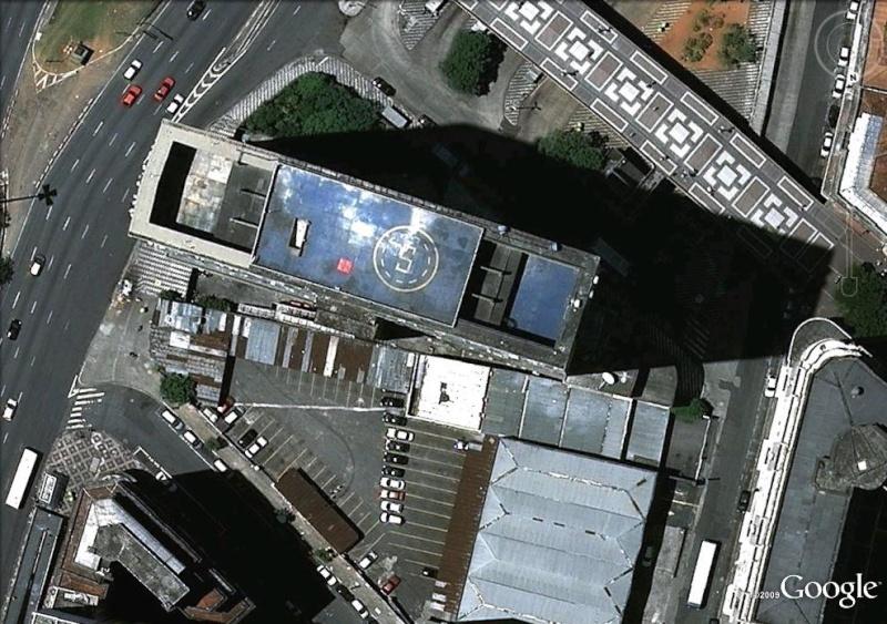 SAO POLO, Brésil : pistes d'hélico ? Saopol18