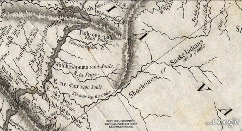 La magie des cartes historiques de Rumsey  Seattl11