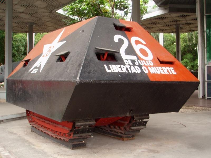 cuba - Cuba : viva la revolución Tank_d10