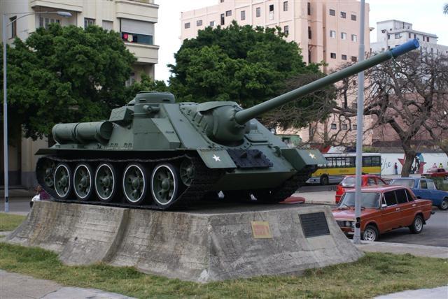 cuba - Cuba : viva la revolución Tank_s10