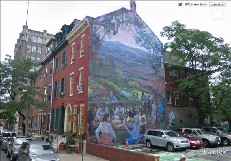 STREETVIEW : les fresques murales de Philadelphie  - Page 4 Taste_10
