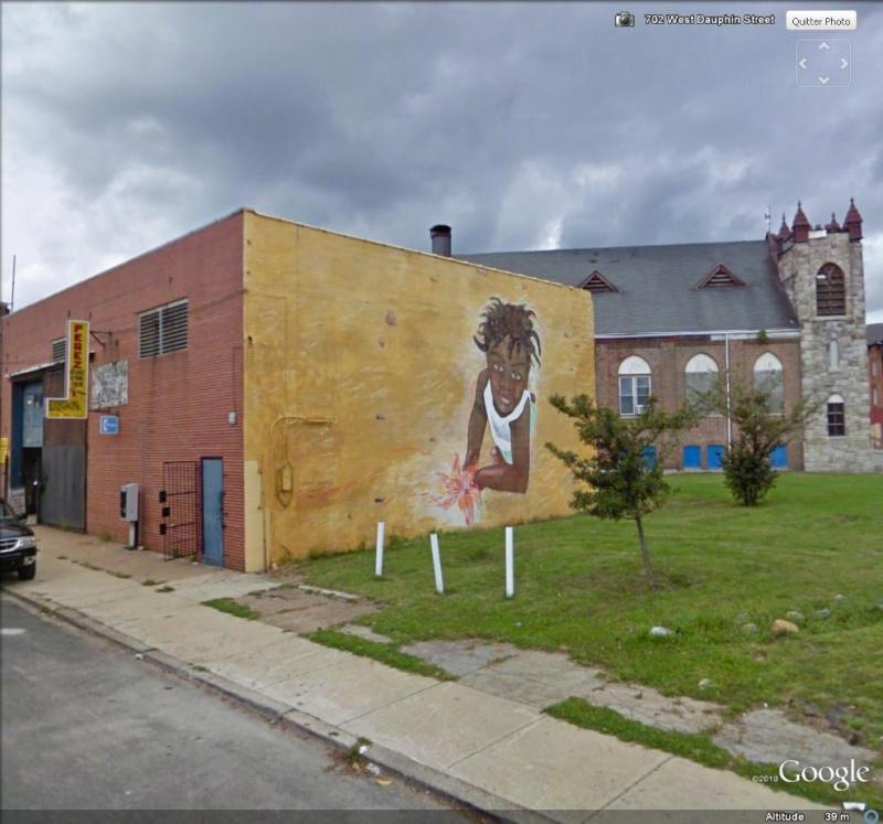 STREETVIEW : les fresques murales de Philadelphie  - Page 6 The_sp11