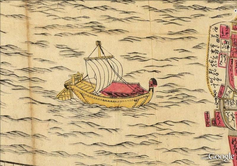 La magie des cartes historiques de Rumsey  - Page 2 Tokyo_12