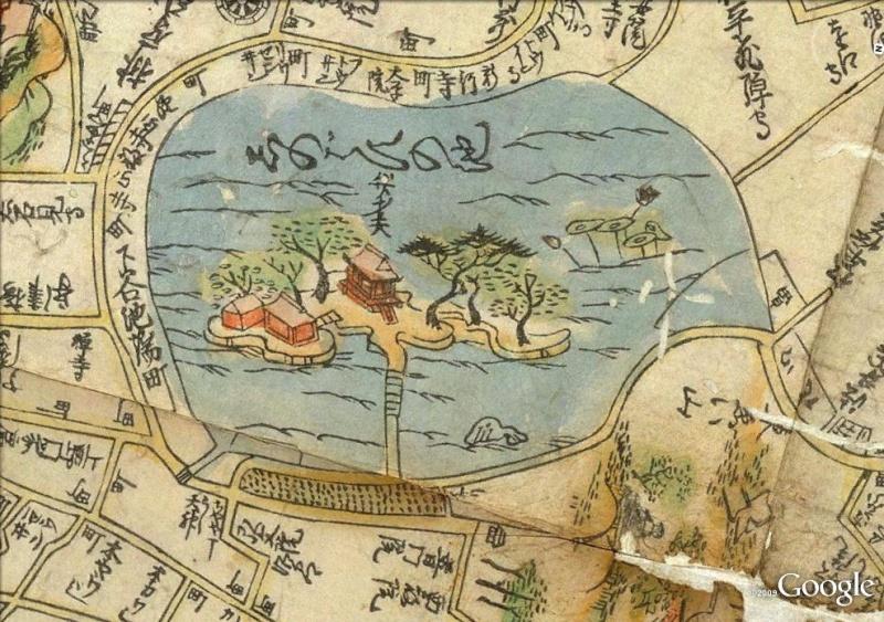 La magie des cartes historiques de Rumsey  - Page 2 Tokyo_16